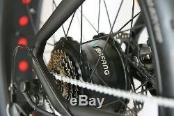 750w fat tire Thunder Ebike 28mph