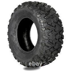 All Terrain ATV Tires 25 25x8x12 25x10x12 6PLY Front & Rear Full Set of 4