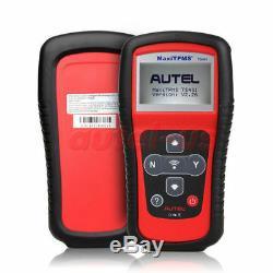 Autel MaxiTPMS TS401 TPMS Tire Pressure Sensor Diagnostic Reset Tool US SHIP