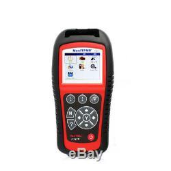 Autel MaxiTPMS TS601 Tire Pressure Monitoring System TPMS Reset Programming Tool
