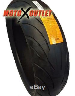 Continental 190/50-17 Motorcycle Tire 190/50ZR17 Conti Motion Rear 190-50-17