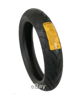 Continental Motorcycle Tire Set Conti Motion Front 120/70-17 Rear 180/55-17