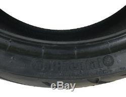 Continental Motorcycle Tire Set Conti Motion Front 120/70-17 Rear 190/50-17
