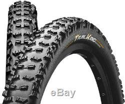 Continental Trail King MTB Mountain Bike Tyre Rigid 26 x 2.4