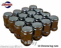 EZGO TXT ELECTRIC GOLF CART 6 LIFT KIT + 12 WHEELS and 23 ALL TERRAIN TIRES