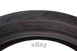 Full Bore F2 120/70ZR17 Front 190/55ZR17 Rear Radial Sport Bike Motorcycle Tires