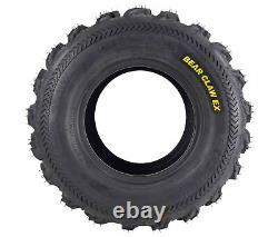 Kenda Bear Claw EX 22x7-10 F 22x11-10 R ATV 6 PLY Tires Bearclaw 4 Pack Set