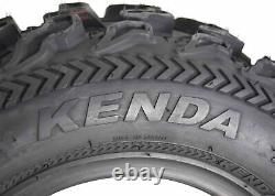 Kenda Bear Claw EX 23x8-11 Front ATV 6 PLY Tires Bearclaw 23x8x11 2 Pack