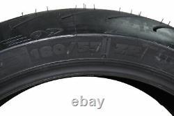 Michelin Pilot Power 3 180/55ZR17 Sport Bike Radial Rear Motorcycle Tire