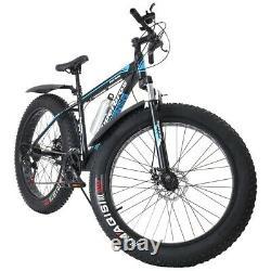 Mountain Bike/21 Speed Bicycle Men/Women Fat Tire 26MTB High-Tensile Aluminum
