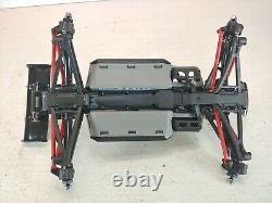 NEW Traxxas 1/16 E-Revo VXL Mini Monster Truck Roller Slider Chassis Build