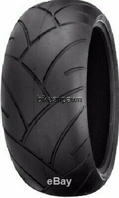 New Shinko 005 Advance Radial 200/50ZR17 Rear Motorcycle Tire