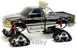 New Track set 4pcs for Tamiya High-Lift Ford F350, Toyota Hilux, Tundra Snowmobile