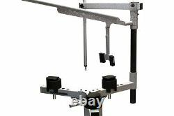 No-mar Classic Hd Motorcycle Tire Changer Ultimate Package With Balancer