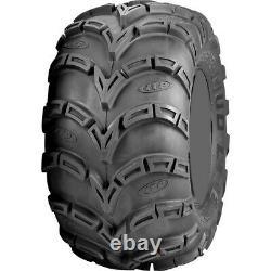 Pair 2 ITP Mud Lite AT 22x11-8 ATV Tire Set 22x11x8 MudLite 22-11-8