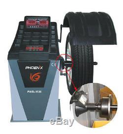 Phoenix Tire Changer PWC-2710 & Wheel Changer PWB-1535A Balancer On Sale