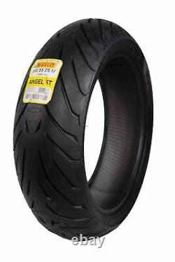 Pirelli Angel ST Tires 190/55ZR17 190/55-17 Rear Motorcycle Tire 2068800