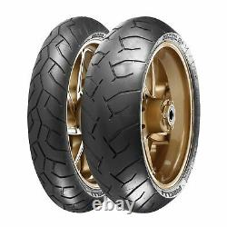 Pirelli Diablo High Performance Motorbike Tyres Pair 120/70/17 & 180/55/17