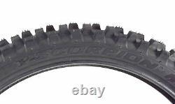Pirelli Scorpion MX32 Extra X 80/100-21 F 110/90-19 R Dirt Bike Tires Set