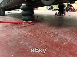 Quick Lift Triple Bag Air Go Bag Jack 3 Ton Auto shop Tire Shop 2 pcs HEAVY DUTY