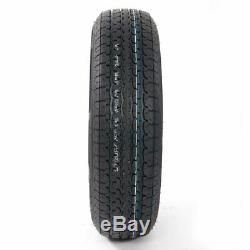 ST 205/75R-15 8 Ply D Load Radial Trailer Tires (4PCS) PSI65