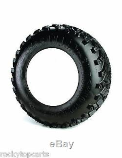 Set 4 Golf Cart Tires 18x9.50-8 Excel Sahara Classic 4 Ply All Terrain Off Road