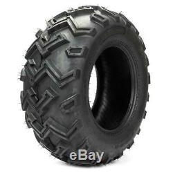 Set of 2 ATV/UTV Tires 25x10-12 Rear /6PR P306B with Warranty