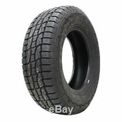 Set of 4 NEW Crosswind All-Terrain 265/70R17 Tires