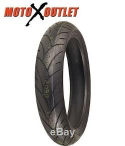 Shinko Advance 005 Motorcycle Tires Set Rear 190/50ZR17 Back 120/70ZR17 Front