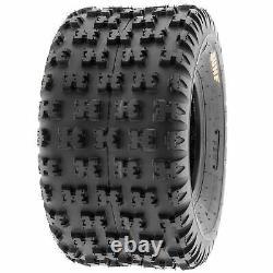 SunF 20x11-9 ATV Tires 20x11x9 Race Tubeless 6 PR A031 Set of 2