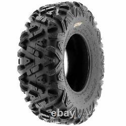 SunF 30x10R14 30x10x14 30 ATV UTV Tires 8 Ply POWER I A033 Set of 4