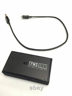 TPMS Delete Emulator Simulator Chevrolet Tire Sensor Light Reset