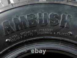 TWO BRAND NEW CST AMBUSH SPORT ATV REAR TIRES (2) 20x10-9 20x10x9 20x10-9 PAIR