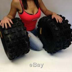 TWO NEW CST Maxxis AMBUSH SPORT ATV TIRES (2) 22-10-9, 22X10-9 22x10x9