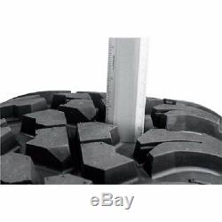 Tusk Terrabite Radial ATV UTV Tire Kit Set Of Four 4 Tires 32x10-14