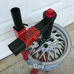 Ultimate Manual Tire Changer Modified Upgrade Attachment Duckhead Mount Kit