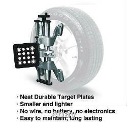 V89 Wheel Alignment Machine 3D Tire Aligner System Brand New