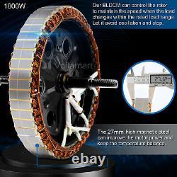 Voilamart Electric Bicycle E-Bike 26 Front Rear Wheel Motor Conversion Kit